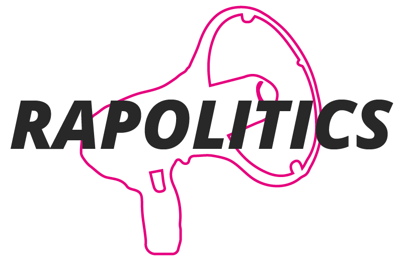 Rapolitics Logo Light